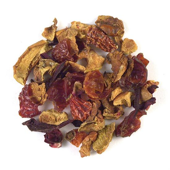 Raspberry loose leaf herbal tea