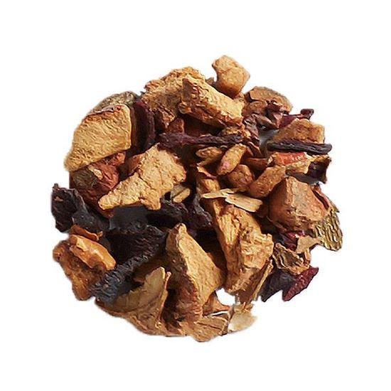 Cinnamon Plum Fruit Tea