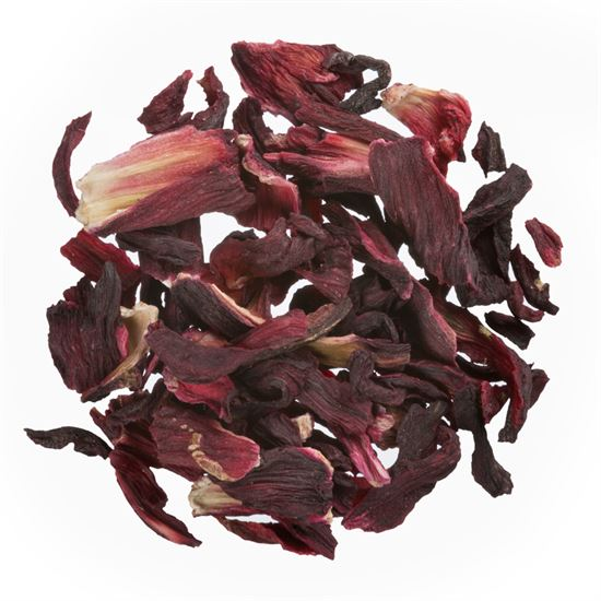 Hibiscus loose leaf herbal tea