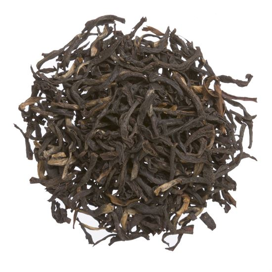Vanilla Assam loose leaf black tea
