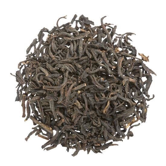 Decaffeinated English Breakfast loose leaf black tea