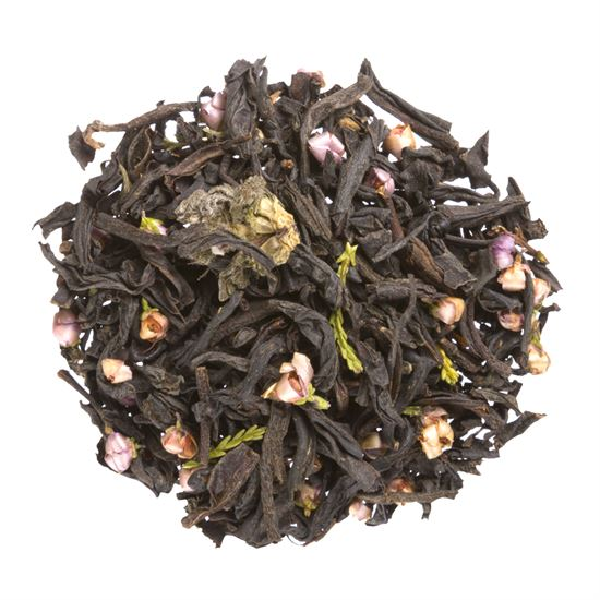 Orange Grapefruit loose leaf black tea