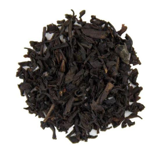 Vanilla loose leaf black tea