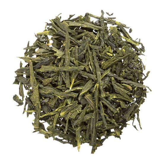 Japanese organic loose leaf green tea