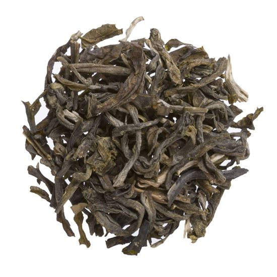 Vietnam organic loose leaf green tea
