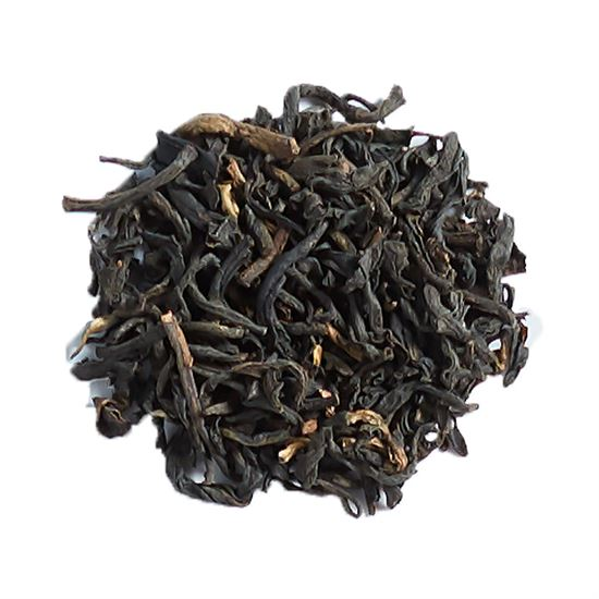 Decaffeinated Assam loose leaf black tea