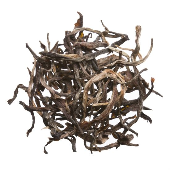 China loose leaf yellow tea