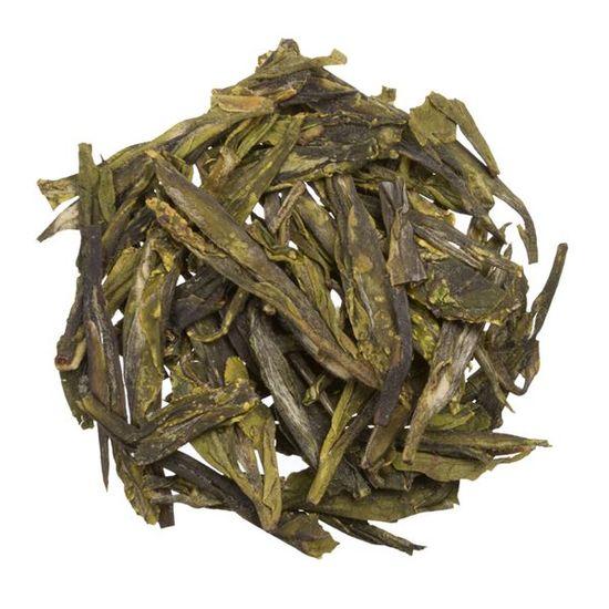 China organic loose leaf green tea