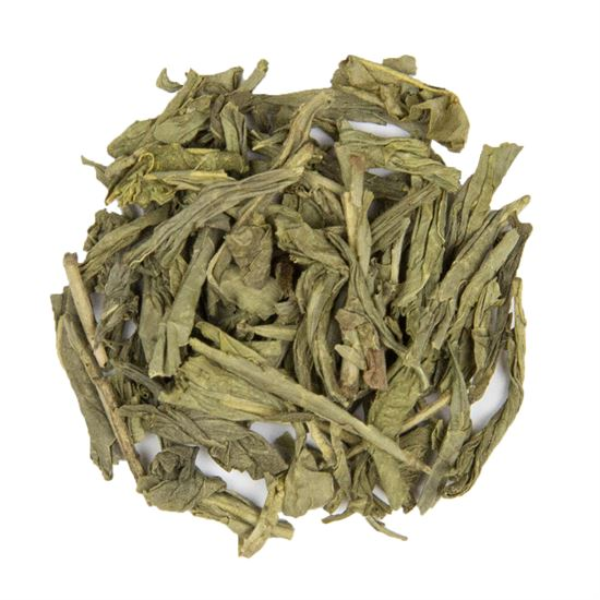 China Green Decaffeinated Tea