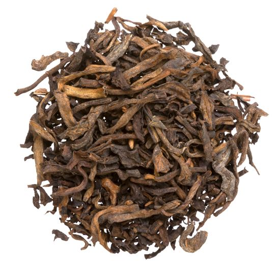 China Aged Pu-Erh Celestial Tribute