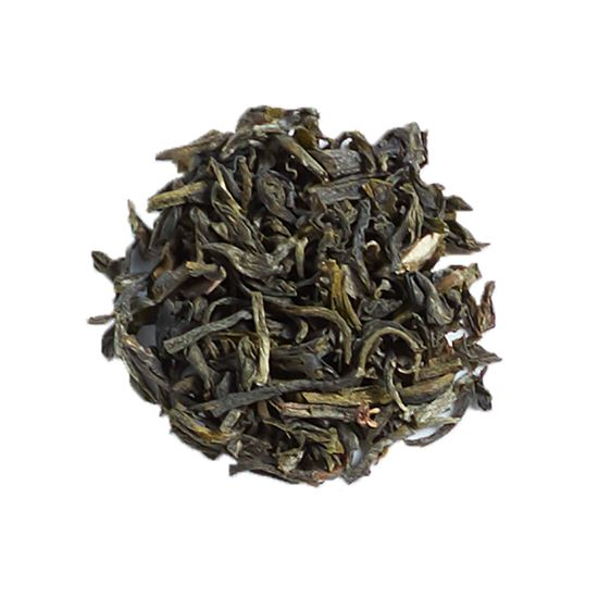 Jasmine organic loose leaf green tea