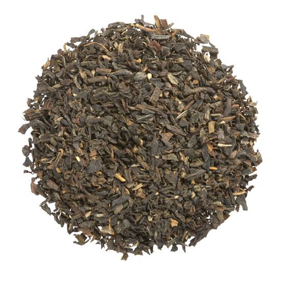 China Yunnan organic loose leaf black tea