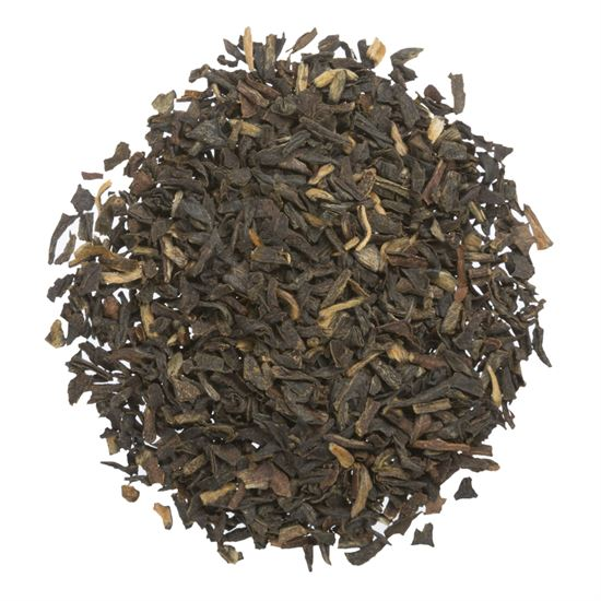China Yunnan loose leaf black tea