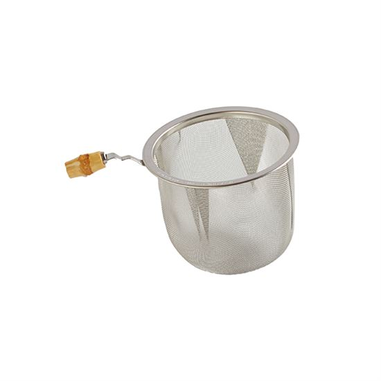Bamboo Handle Strainer