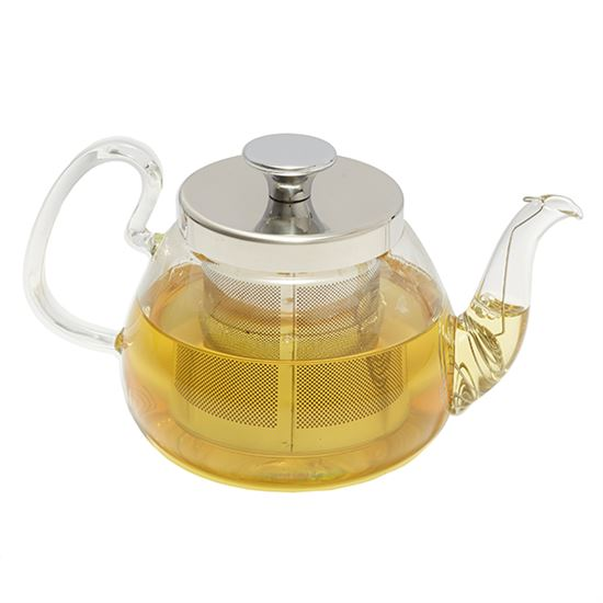Glass Teapot (14 FL OZ)
