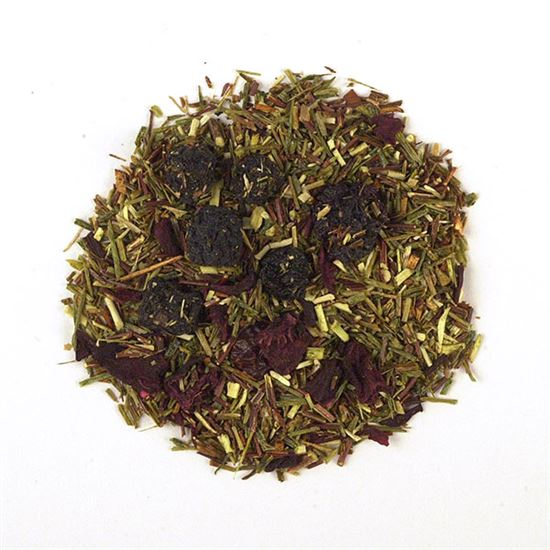 Naturally Flavored Blueberry Rooibos