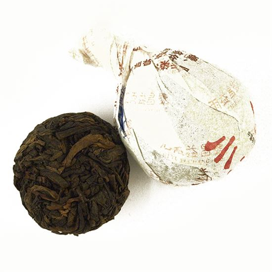 China Pu-Erh Shou Cha Dragon Pearl