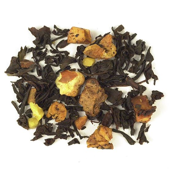 flavored loose leaf black tea