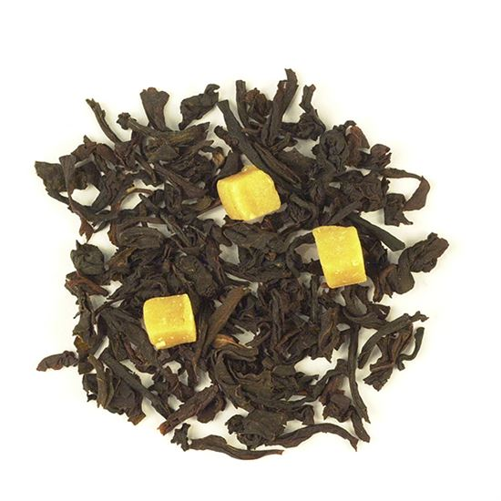 Caramel loose leaf black tea