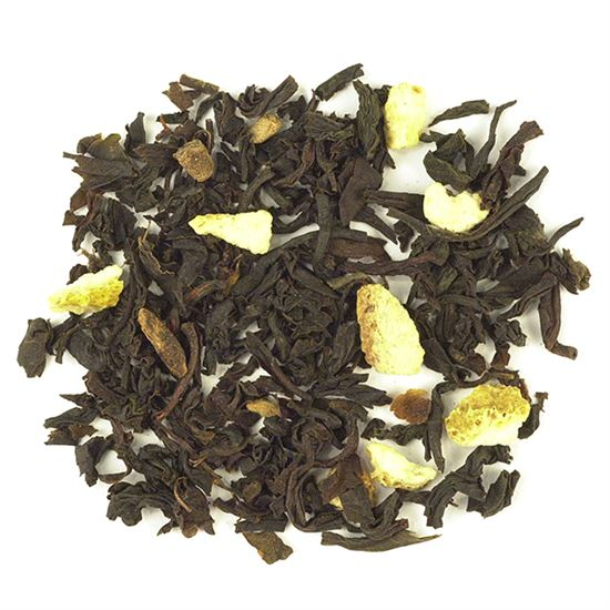 Orange Spice loose leaf black tea