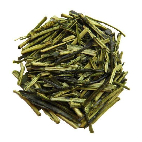 KuKi Cha loose leaf green tea