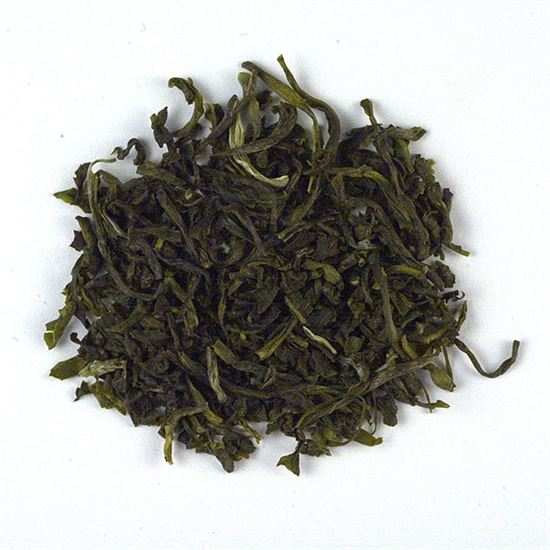 Colombian Wiry Green Tea Organic
